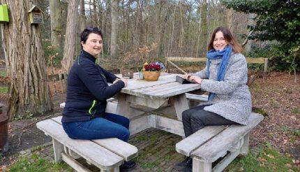Boerderijwinkel Den Hof_Mieke & Sonja